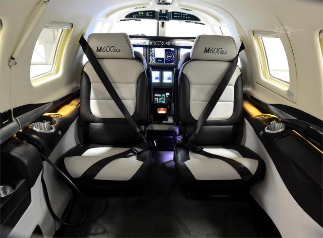 бизнес джет Piper М600 в России