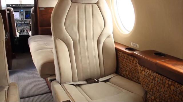 фото частного самолета Nextant G90XT