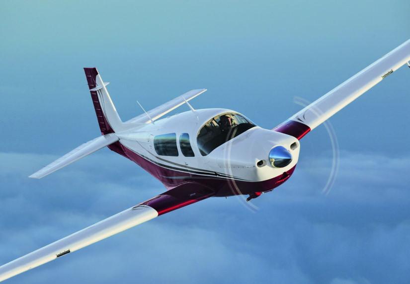 самолет Mooney M20U