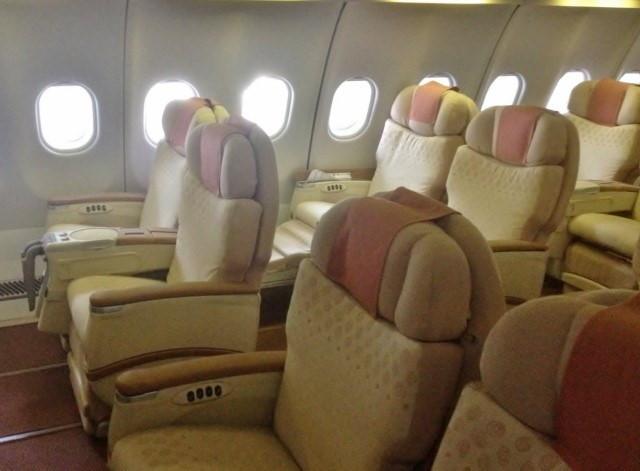 перелет самолетом Airbus A300 B4F