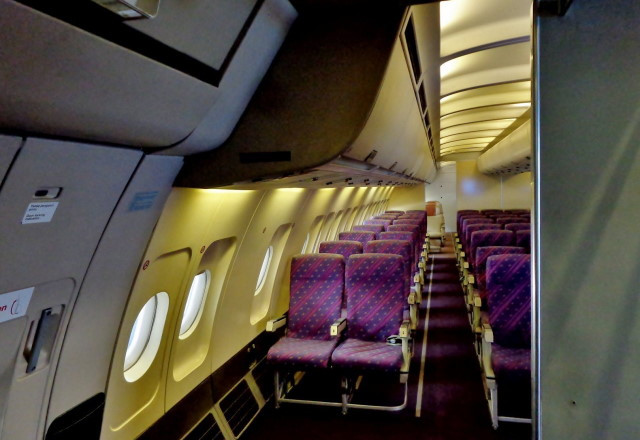 бизнес джет Airbus A300 B4F в России