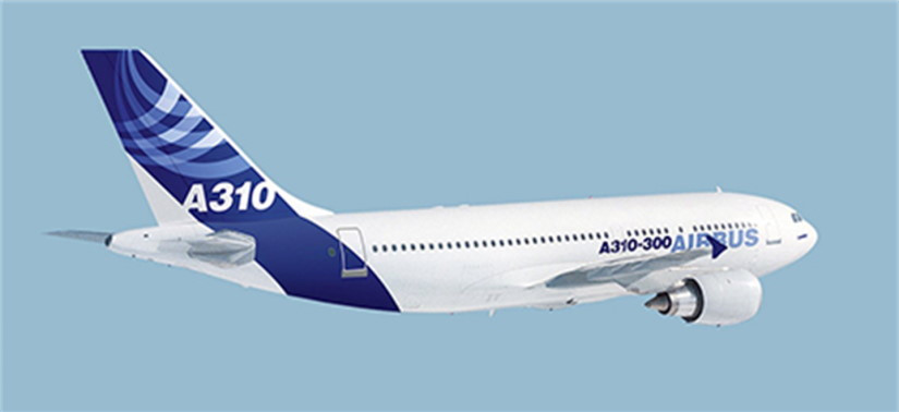 самолет Airbus A310-300F