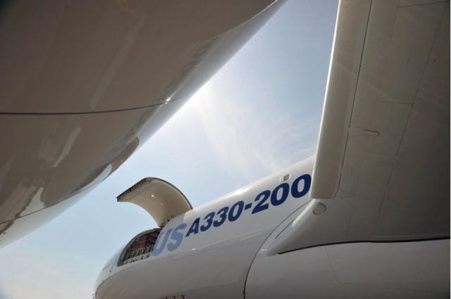 перелет самолетом Airbus A330-200F