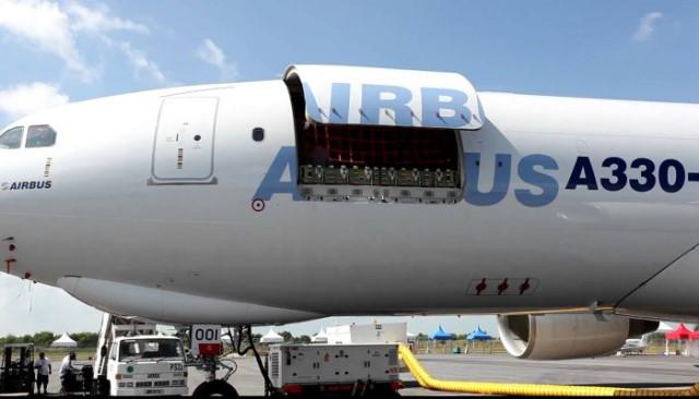 фото частного самолета Airbus A330-200F