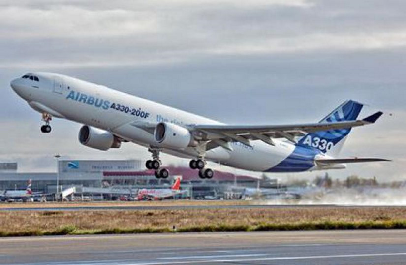 самолет Airbus A330-200F