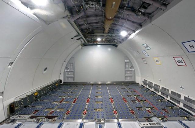 бизнес джет Airbus A330-200F в России