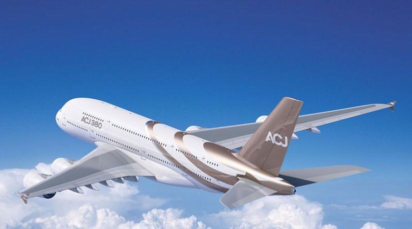 Airbus ACJ380