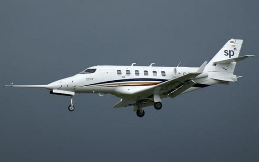 самолет Grob G180 SPn
