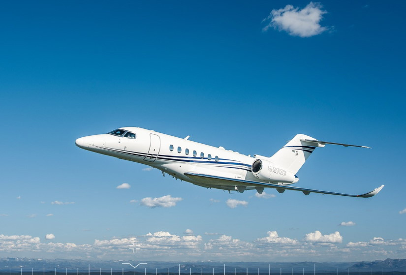 самолет Cessna Citation Longtitude