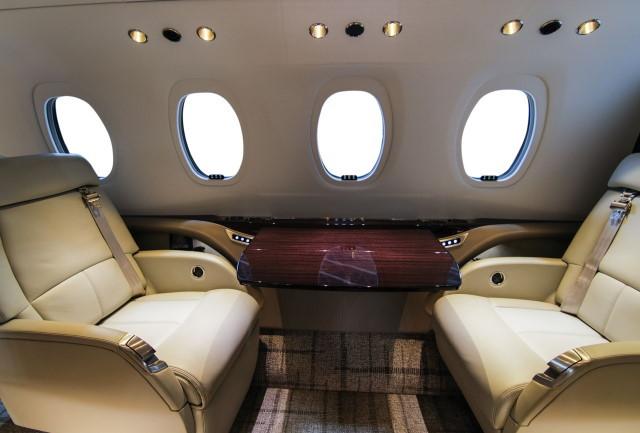 перелет самолетом Cessna Citation Longtitude