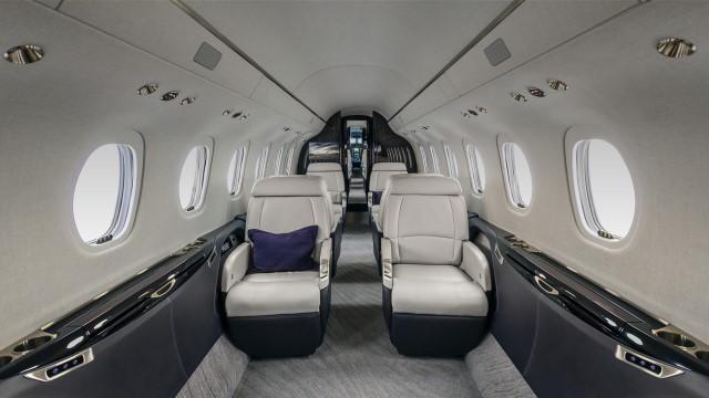 фото частного самолета Cessna Citation Longtitude