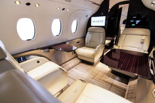 бизнес джет Cessna Citation Longtitude в России