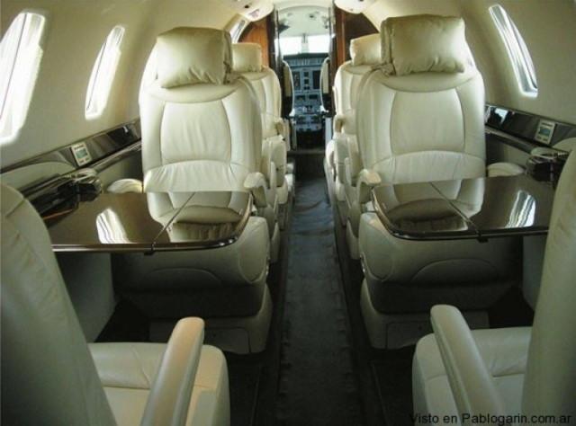 перелет самолетом Cessna 850 Citation Columbus