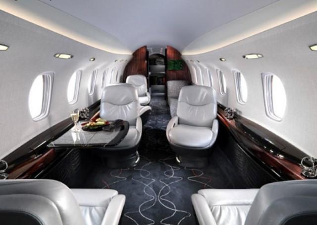 фото частного самолета Cessna 850 Citation Columbus