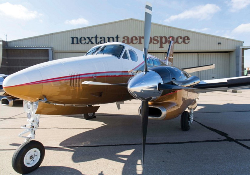 самолет Nextant G90XT