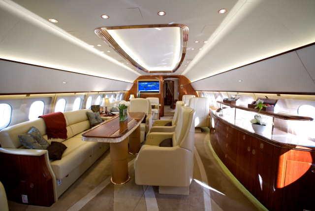арендовать бизнес джет Airbus A319 CJ