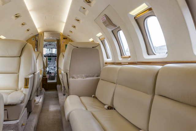 аренда самолета Beechcraft Hawker 1000