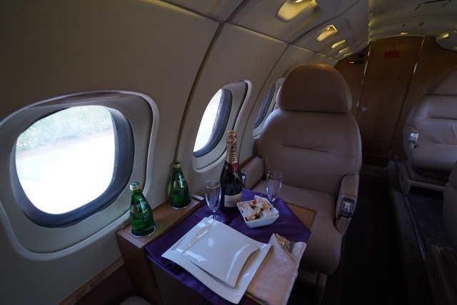 арендовать бизнес джет Beechcraft Hawker 700