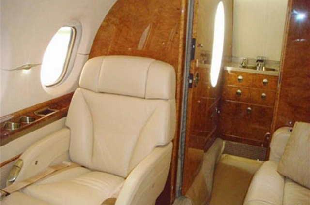 арендовать бизнес джет Beechcraft Hawker 800 XP