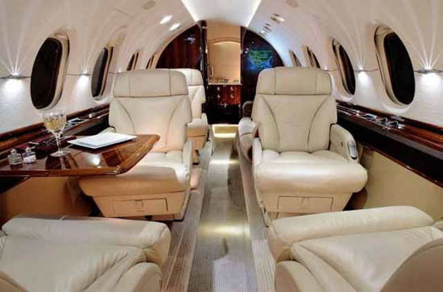 аренда самолета Beechcraft Hawker 850 XP