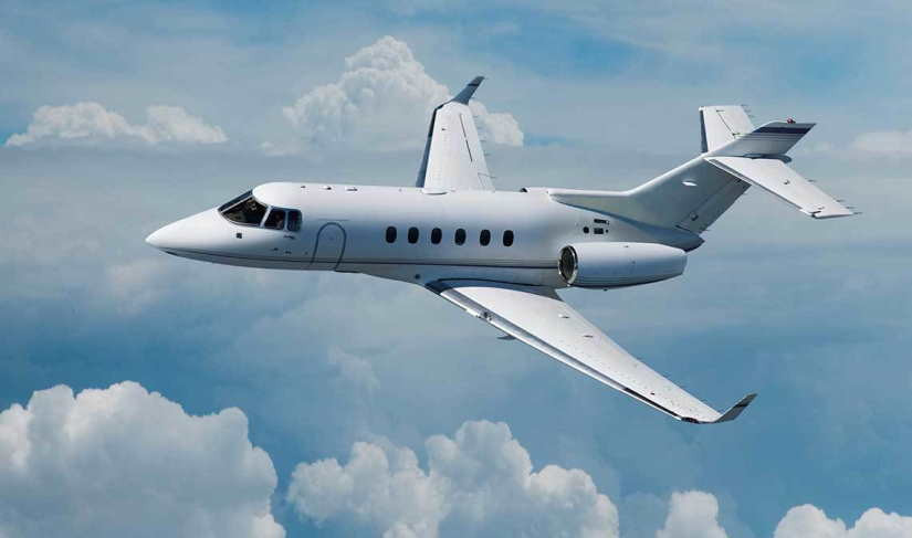 самолет Beechcraft Hawker 900 XP