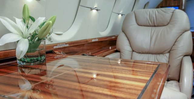 бизнес джет Beechcraft Hawker 800 XP в России