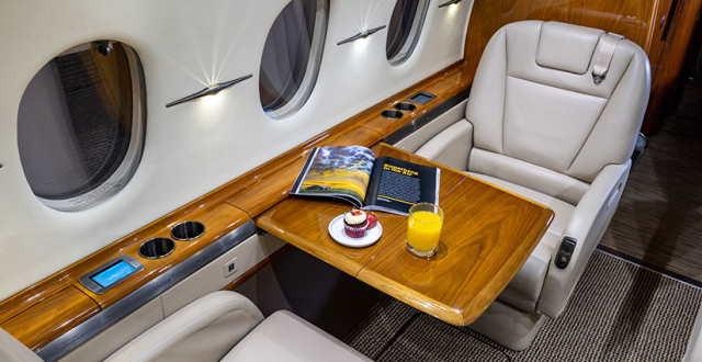 бизнес джет Beechcraft Hawker 4000 в России