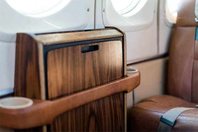 перелет самолетом Beechcraft King Air 100
