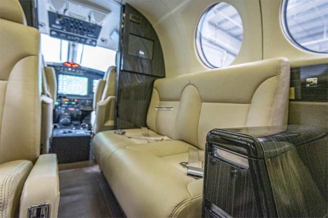 перелет самолетом Beechcraft King Air 300
