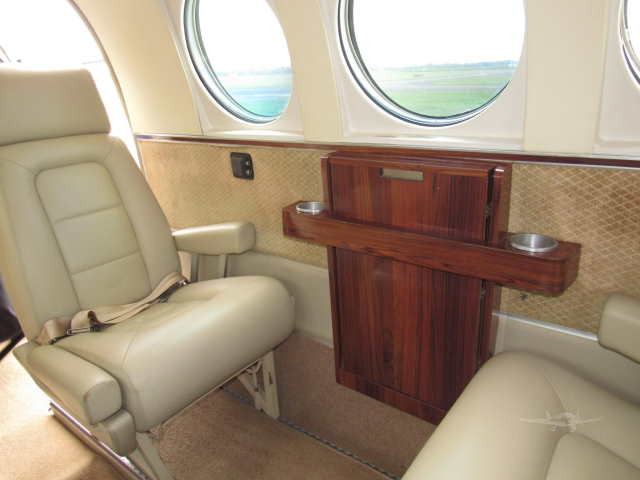 перелет самолетом Beechcraft King Air 90
