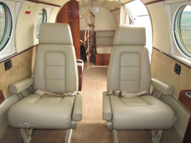 бизнес джет Beechcraft King Air 90 в России