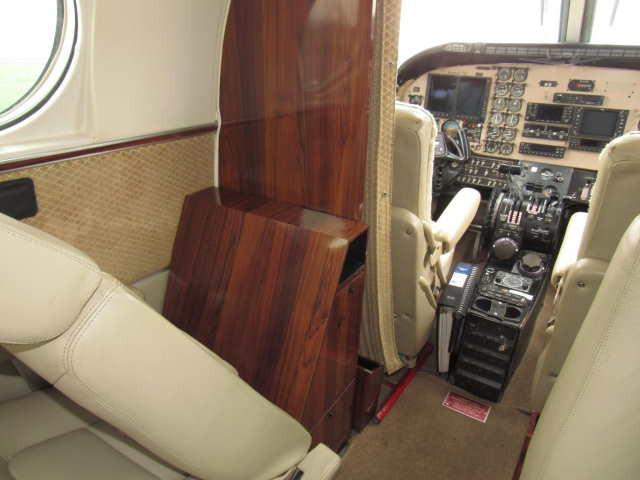 арендовать бизнес джет Beechcraft King Air 90