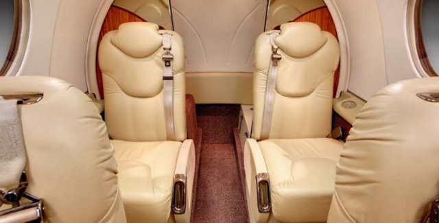 фото частного самолета Beechcraft Premier I