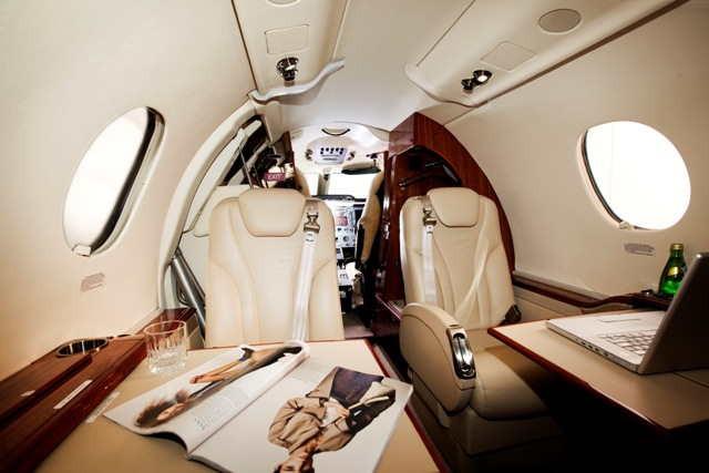 арендовать бизнес джет Beechcraft Premier I