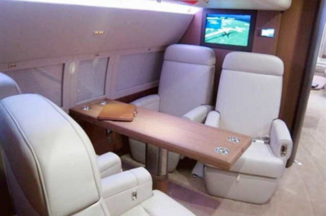 перелет самолетом Boeing Business Jet (BBJ)