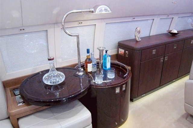 аренда самолета Boeing Business Jet (BBJ)