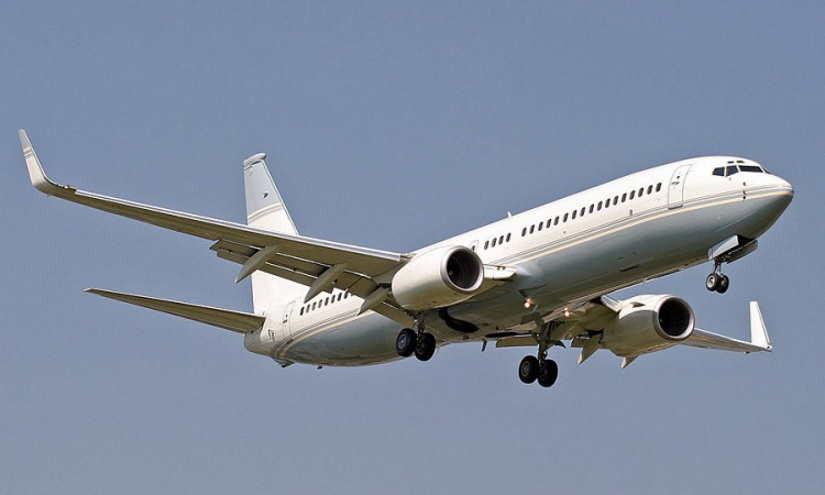 самолет Boeing Business Jet 2