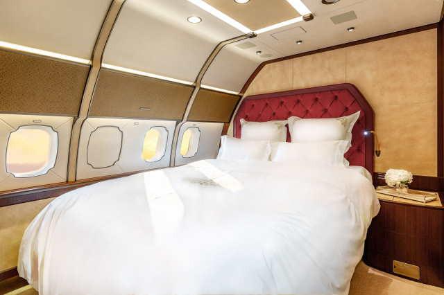 перелет самолетом Boeing Business Jet 3