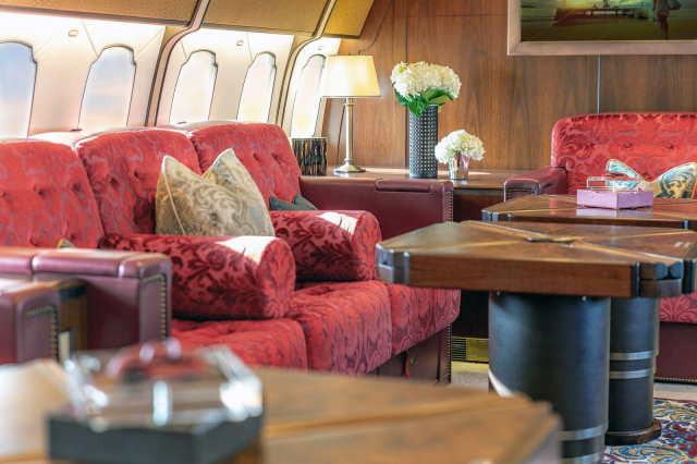 фото частного самолета Boeing Business Jet 3