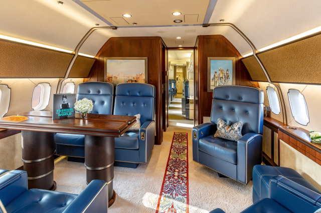 арендовать бизнес джет Boeing Business Jet 3