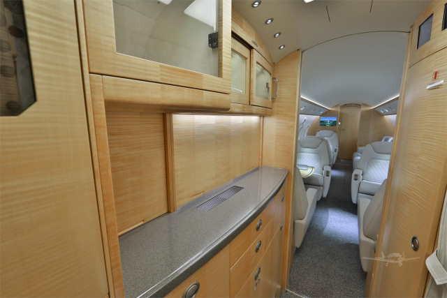 перелет самолетом Bombardier Challenger 300