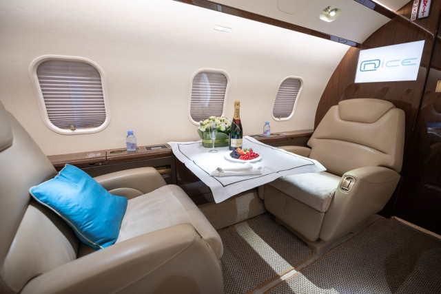 арендовать бизнес джет Bombardier Challenger 300