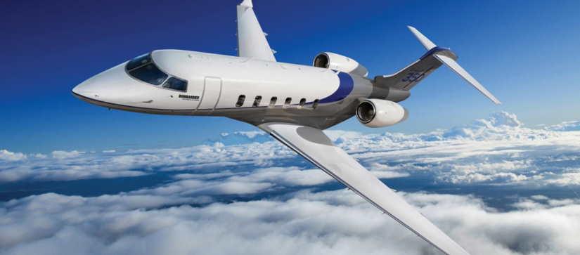самолет Bombardier Challenger 350