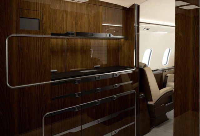 аренда самолета Bombardier Challenger 350