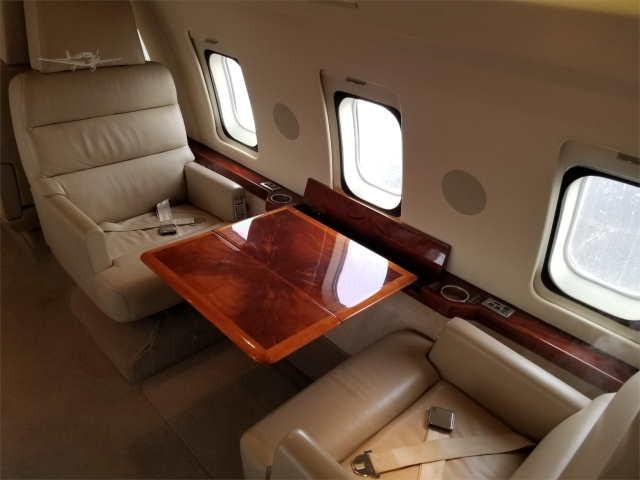 перелет самолетом Bombardier Challenger 600