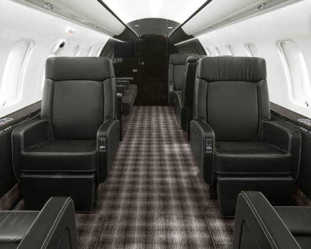 аренда самолета Bombardier Challenger 605