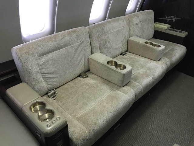 арендовать бизнес джет Bombardier Challenger 605