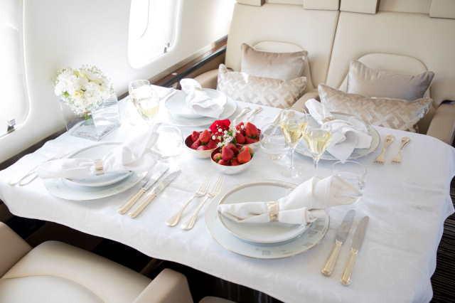 бизнес джет Bombardier Challenger 650 в России