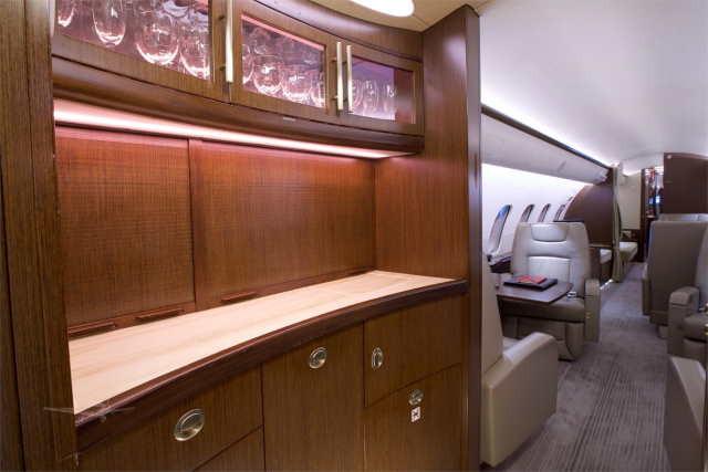 аренда самолета Bombardier Global 5000