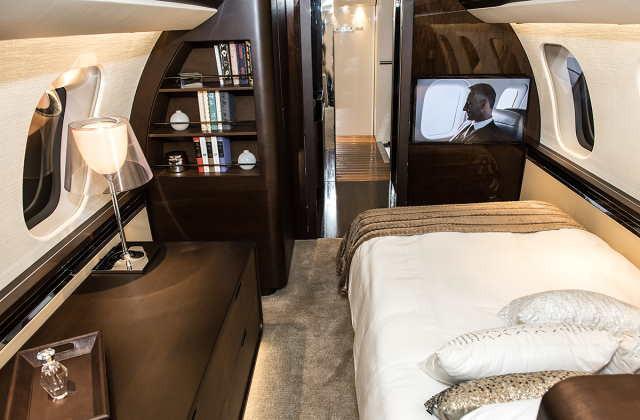 перелет самолетом Bombardier Global 7000